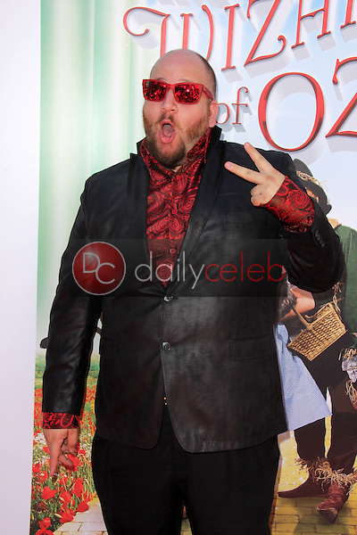"""Stephen Kramer Glickman<br /> at """"The Wizard Of Oz 3D"""" World Premiere Screening and Grand Opening of the TCL Chinese IMAX Theater, Chinese Theater, Hollywood, CA 09-15-13<br /> David Edwards/DailyCeleb.com 818-249-4998"""