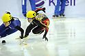 Yui Sakai (JPN), FEBRUARY 1, 2011 - Short Track : the ladies 500m short track skating preliminaries during the 7th Asian Winter Games in Astana, Kazakhstan.  (Photo by AFLO) [0006]
