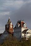 Port Townsend, Historic Victorian architecture, Jefferson County, Washington State, State Park, Pacific Northwest,