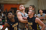 Kalamazoo College Men's Basketball vs Adrian - 1.21.15