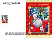 Alfredo, CHRISTMAS SANTA, SNOWMAN, WEIHNACHTSMÄNNER, SCHNEEMÄNNER, PAPÁ NOEL, MUÑECOS DE NIEVE, paintings+++++,BRTOXX06102,#x#
