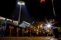 General view outside the Stadium during the Sky Bet Championship match between Fulham and Rotherham United at Craven Cottage, London, England on 29 December 2015. Photo by Andy Rowland / PRiME Media Images