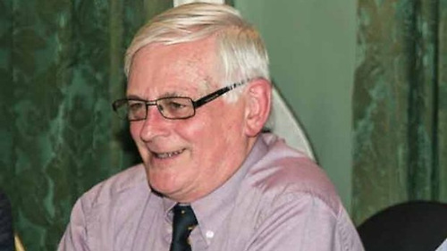 Chris Moore, Honorary Secretary of Dublin Bay SC