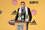 13 January 2011: Philadelphia Union selected Zac MacMath with the #5 overall pick. The 2011 MLS SuperDraft was held in the Ballroom at Baltimore Convention Center in Baltimore, MD during the NSCAA Annual Convention.