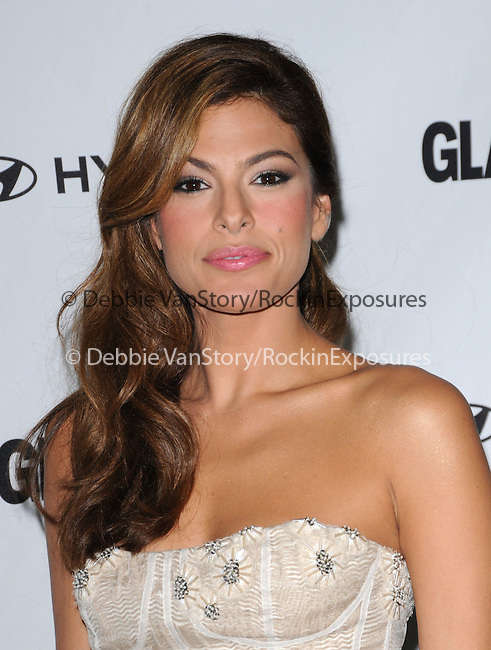 Eva Mendes at The Glamour Reel Moments Presented by Hyundai , the Series of Short Films Written and Directed by Women in Hollywood held at The Directors Guild of America in West Hollywood, California on October 25,2010                                                                               © 2010 Hollywood Press Agency