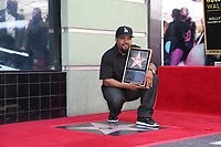 LOS ANGELES - JUN 12:  Leron Gubler, O'Shea Jackson Sr aka Ice Cube at the Ice Cube Star Ceremony on the Hollywood Walk of Fame on June 12, 2017 in Los Angeles, CA
