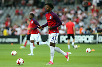 Nathaniel Chalobah of England before England Under-21 vs Poland Under-21, UEFA European Under-21 Championship Football at The Kolporter Arena on 22nd June 2017