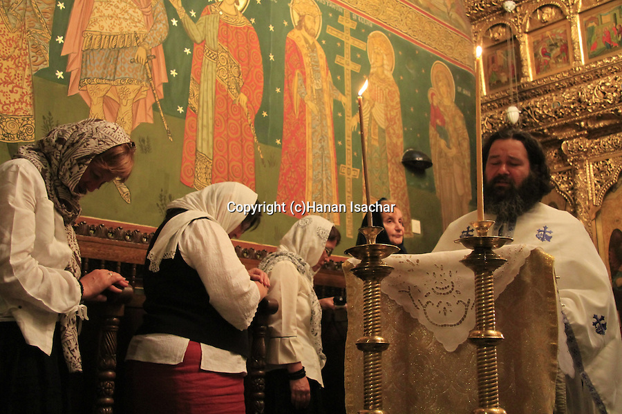 Israel, the Romanian Orthodox Church in Jerusalem