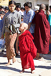Young Monk, Shwezigon Pagoda