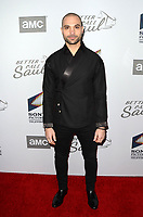 """LOS ANGELES - FEB 5:  Michael Mando at the """"Better Call Saul"""" Season 5 Premiere at the Arclight Hollywood on February 5, 2020 in Los Angeles, CA"""