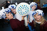 Welsh Water Shorter Shower Campaign at Mount Pleasant Primary School..L-R: Elin Griffiths, Cerys Haslam Taylor, Holly Taylor & Eloise Cawley..01.12.11.©Steve Pope