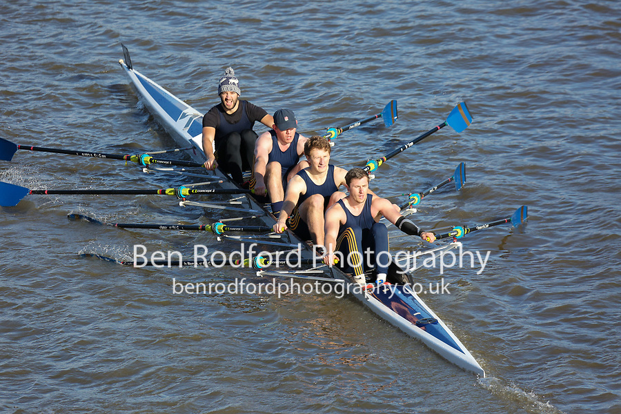Crew: 187  DUR (A)  Durham ARC (D Rutter)  4x- Chall<br /> <br /> Fours Head of the River 2018<br /> <br /> To purchase this photo, or to see pricing information for Prints and Downloads, click the blue 'Add to Cart' button at the top-right of the page.