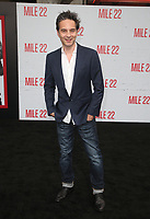 "9 August 2018-  Westwood, California - Jeff Russo. Premiere Of STX Films' ""Mile 22"" held at The Regency Village Theatre. Photo Credit: Faye Sadou/AdMedia"