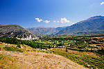 Albania Road trip July 2016. Llogara Pass, this high mountain pass on the Ceraunian Mountains.
