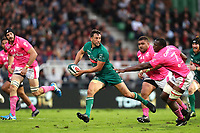 Tom Taylor of Pau  during the Top 14 match between Pau and Stade Francais at  on September 30, 2017 in Pau, France. (Photo by Manuel Blondeau/Icon Sport)