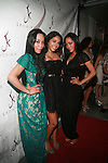 To-Tam, PIX11's Sharon Carpenter and To-Nya Attend SACHIKA TWINS Present REVE BOUTIQUE FASHION SHOW at The Skyroom, NY 8/2/11