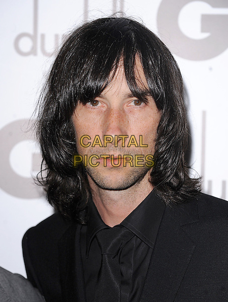 BOBBY GILLESPIE.The GQ Men OF The Year Awards 2008, Royal Opera House, London, England..September 2nd, 2008.headshot portrait .CAP/BEL.©Tom Belcher/Capital Pictures.