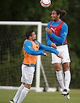 Bilel Mohsni and Nacho Novo