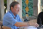 08 06 - Incontro con Sir Michael Holroyd