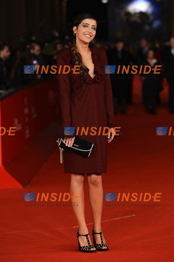 Eugenia Costantini.Roma 9/11/2012 Auditorium.Festival del Cinema di Roma.Foto Guido Aubry Elipics