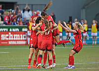 Portland Thorns FC vs Western New York Flash, September 11, 2016