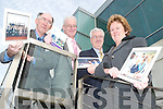 REMINISCING: Celebrating 30 years of the history of the ITT with the launch of a commemorative booklet on Friday from l-r: Brian O'Connor, Dr. Gary Brown, Joe McGarry and Kay Fitzgerald.   Copyright Kerry's Eye 2008