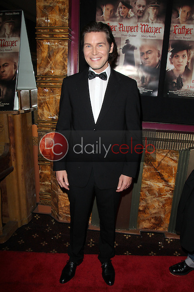 Oliver Gruber<br /> at the &quot;Father Rupert Mayer&quot; Premiere, Crest Theater, Westwood, CA 05-28-15<br /> David Edwards/Dailyceleb.com 818-249-4998