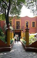 Fonoteca, Francisco Sosa, Coyoacan. Mexico City, Mexico