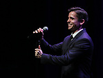 Matt Doyle on stage during the Vineyard Theatre Gala 2018 honoring Michael Mayer at the Edison Ballroom on May 14, 2018 in New York City.