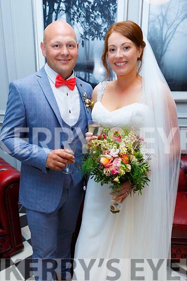 O'Halloran/Hobbert Wedding in the Ballyroe Hotel on Saturday June 2nd