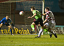 12/01/2011   Copyright  Pic : James Stewart.sct_jsp028_hamilton_v_celtic  .::  NIALL MCGINN GOES DOWN IN THE BOX UNDER A CHALLENGE FROM MARTIN CANNING BUT IS BOOK FOR DIVING ::.James Stewart Photography 19 Carronlea Drive, Falkirk. FK2 8DN      Vat Reg No. 607 6932 25.Telephone      : +44 (0)1324 570291 .Mobile              : +44 (0)7721 416997.E-mail  :  jim@jspa.co.uk.If you require further information then contact Jim Stewart on any of the numbers above.........