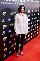 Candela Serrat attends to El Jovencito Frankenstein premiere at La Luz Philips Teather in Madrid, Spain. November 13, 2018. (ALTERPHOTOS/A. Perez Meca) /NortePhoto.com