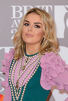 www.acepixs.com<br /> <br /> February 22 2017, London<br /> <br /> Tallia Storm arriving at The BRIT Awards 2017 at The O2 Arena on February 22, 2017 in London, England.<br /> <br /> By Line: Famous/ACE Pictures<br /> <br /> <br /> ACE Pictures Inc<br /> Tel: 6467670430<br /> Email: info@acepixs.com<br /> www.acepixs.com