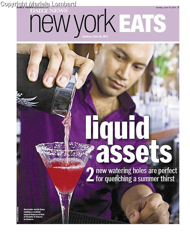 New York Eats  <br />