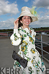 FINALISTS: Some of the finalists in the Best Dressed Lady Competition at the Tralee Races on Sunday  - Carol