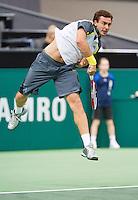 14-02-13, Tennis, Rotterdam, ABNAMROWTT, Ernests Gulbis