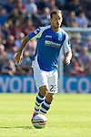 St Johnstone FC...Season 2012-13.Rowan Vine.Picture by Graeme Hart..Copyright Perthshire Picture Agency.Tel: 01738 623350  Mobile: 07990 594431
