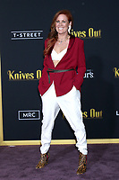 """LOS ANGELES - NOV 14:  Elisa Donovan at the """"Knives Out"""" Premiere at Village Theater on November 14, 2019 in Westwood, CA"""