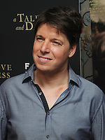 """NEW YORK, NY - August 15 :Joshua Bell attends the New York screening for """" A )Tale of Love and Darkness"""" on august 15, 2016 at the Crosby Hotel in New York City.  Photo Credit:John Palmer/ MediaPunch"""