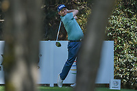 Brandon Grace (RSA) watches his tee shot on 16 during the preview of the World Golf Championships, Mexico, Club De Golf Chapultepec, Mexico City, Mexico. 2/28/2018.<br /> Picture: Golffile | Ken Murray<br /> <br /> <br /> All photo usage must carry mandatory copyright credit (&copy; Golffile | Ken Murray)