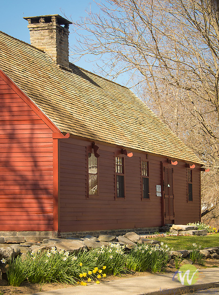 David Bushnell House 1678. MUSEUM OF EARLY ENGINEERING TECHNOLOGY <br /> 121 South Main Street, Westbrook, CT 06498