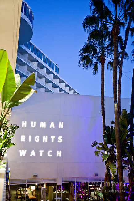 Human Rights Watch - Voices for Justice Annual Dinner honoring Human Rights Defender and Nobel Prize Winner Liu Xiaobo of China and Steave Nemande of Cameroun. The dinner, hosted by Tom Brokaw was held at the Beverly Hilton, Beverly Hills, CA on November 15, 2010.