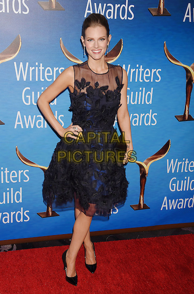 BEVERLY HILLS, CA - FEBRUARY 19: Actress Chelsey Crisp attends the 2017 Writers Guild Awards L.A. Ceremony at The Beverly Hilton Hotel on February 19, 2017 in Beverly Hills, California.<br /> CAP/ROT/TM<br /> &copy;TM/ROT/Capital Pictures