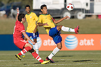 Brazil U17 vs Turkey U17 December 01 2010