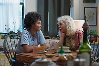 Kiersey Clemons &amp; Blythe Danner<br /> Hearts Beat Loud (2018) <br /> *Filmstill - Editorial Use Only*<br /> CAP/RFS<br /> Image supplied by Capital Pictures