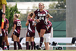 12 September 2009: Texas A&M's Rachael Balaguer. The University of North Carolina Tar Heels defeated the Texas A&M University Aggies 2-0 at Fetzer Field in Chapel Hill, North Carolina in an NCAA Division I Women's college soccer game.