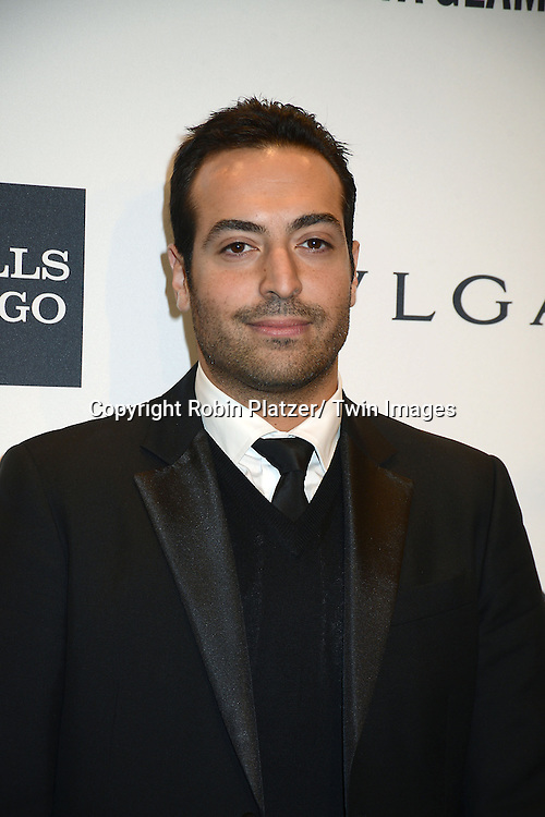Mohammed Al Turki attends the amfAR New York Gala on February 5, 2014 at Cipriani Wall Street in New York City.