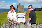 Destination Ballybunion : Joanne Kelly-Walsh & Christopher McSorley