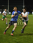 St. Patrick's David McQuillan Simonstown Gaels Rory O'Connor. Photo:Colin Bell/pressphotos.ie