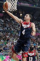 USA's Stephen Curry during 2014 FIBA Basketball World Cup Quarter-Finals match.September 9,2014.(ALTERPHOTOS/Acero)